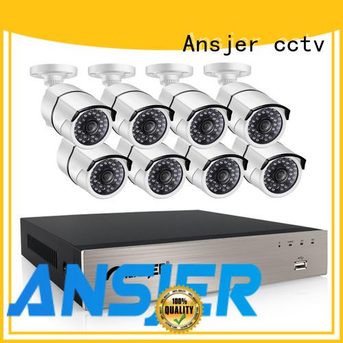 1080p poe camera nvr supplier for office