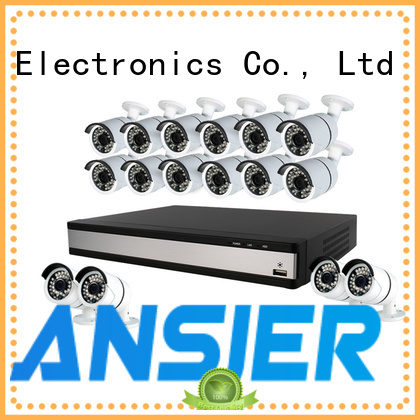 high quality 1080p dvr security system email supplier for office