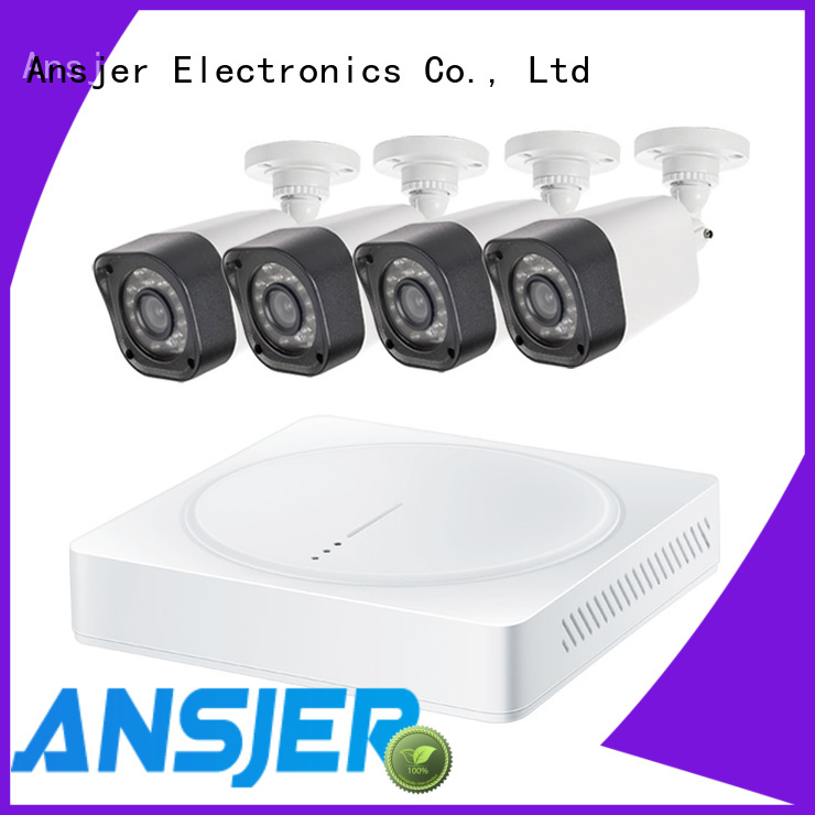 recorder 720p hd video security dvr camera for surveillance Ansjer cctv