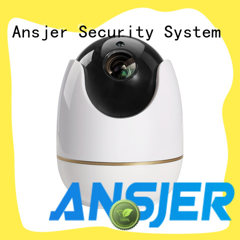 wifi ip cctv camera audio for office Ansjer cctv