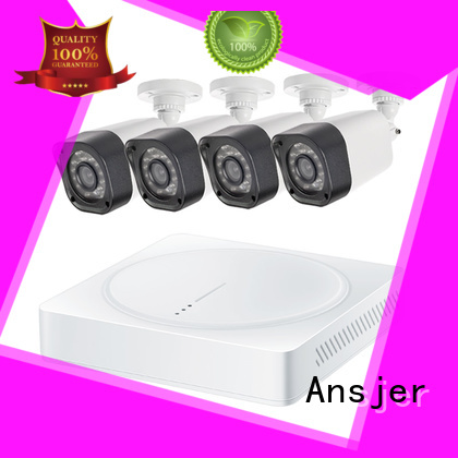 Ansjer Brand automatic gain control indoor 720p bullet camera outdoor