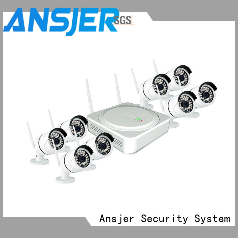 high quality wireless cctv system nvr wholesale for office