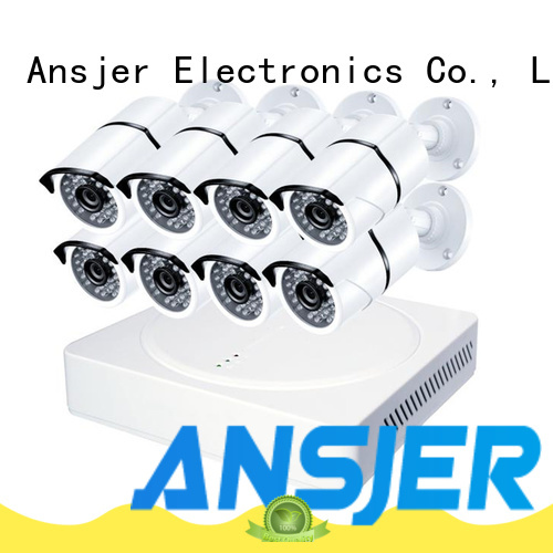 security 1080p dvr security system camera wholesale for home