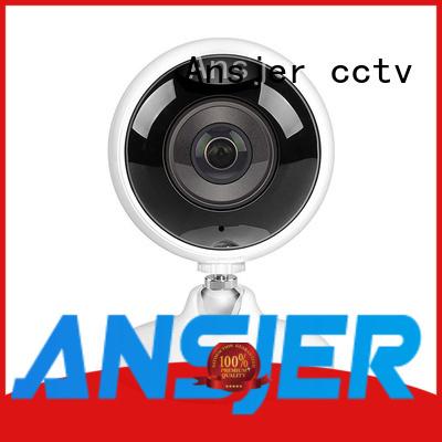 night ip surveillance camera smart for office Ansjer cctv
