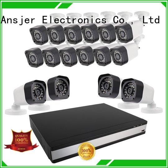 720p bullet camera ansjer for home Ansjer cctv