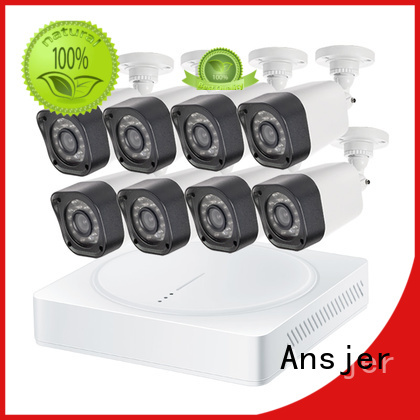 720p bullet camera indoor backlight compensation video Ansjer Brand 720p hd security camera system