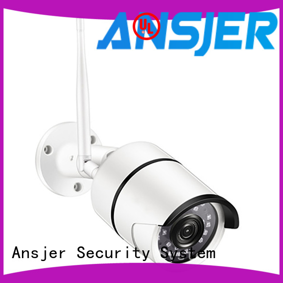 Ansjer cctv wifi wireless security ip camera manufacturer for indoors or outdoors