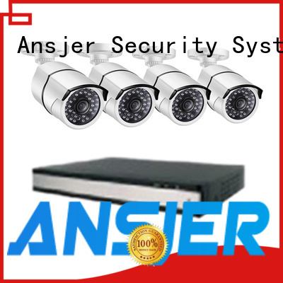 Ansjer cctv surveillance 1080p poe camera supplier for office