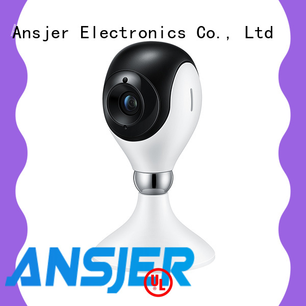 Ansjer cctv wifi ip cctv camera supplier for office