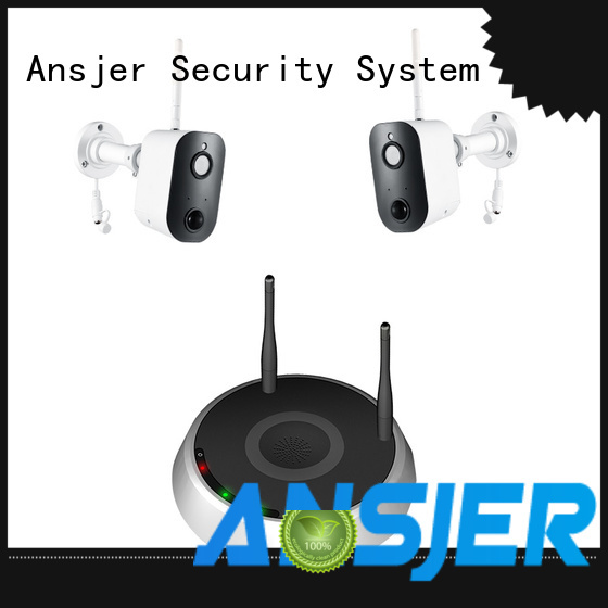 Ansjer cctv security smart home security wholesale for home