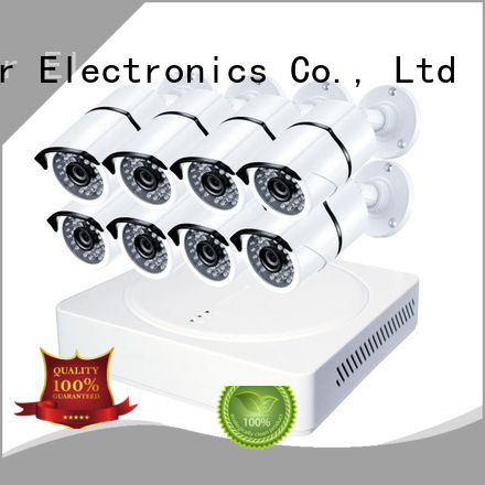 storage 1080p security camera system manufacturer for home