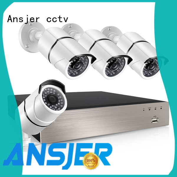 Ansjer cctv durable 5mp poe ip camera manufacturer for office