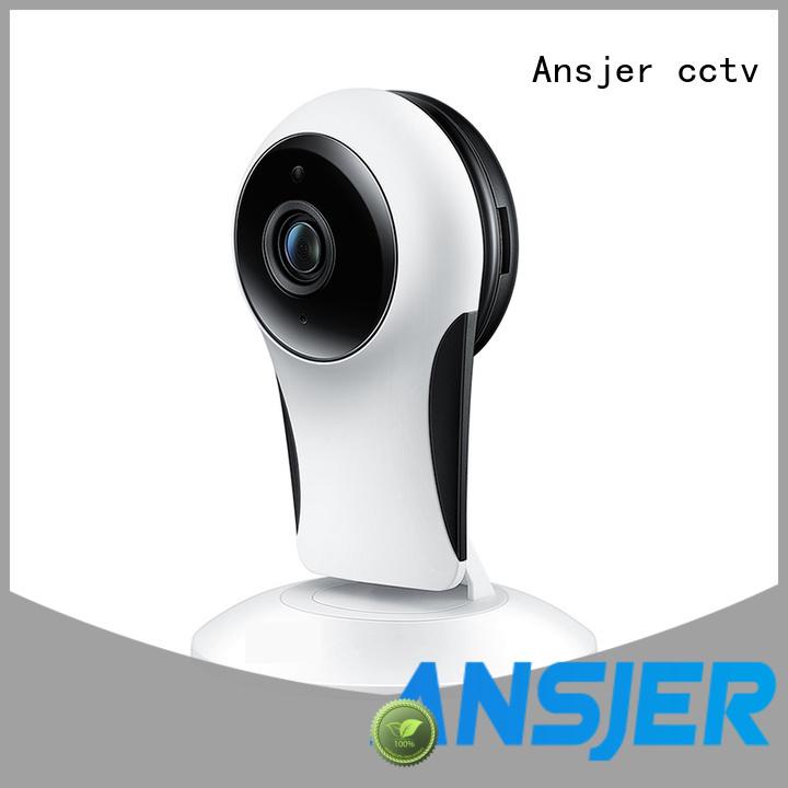 Ansjer cctv electric best wireless ip camera supplier for surveillance