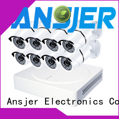 Ansjer cctv vision 5mp surveillance system supplier for office