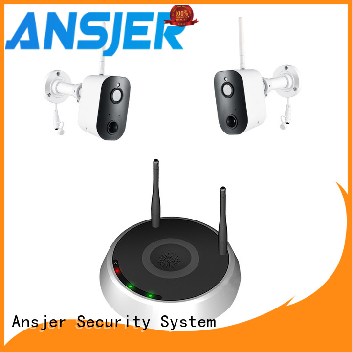 Ansjer cctv support smart home security supplier for surveillance