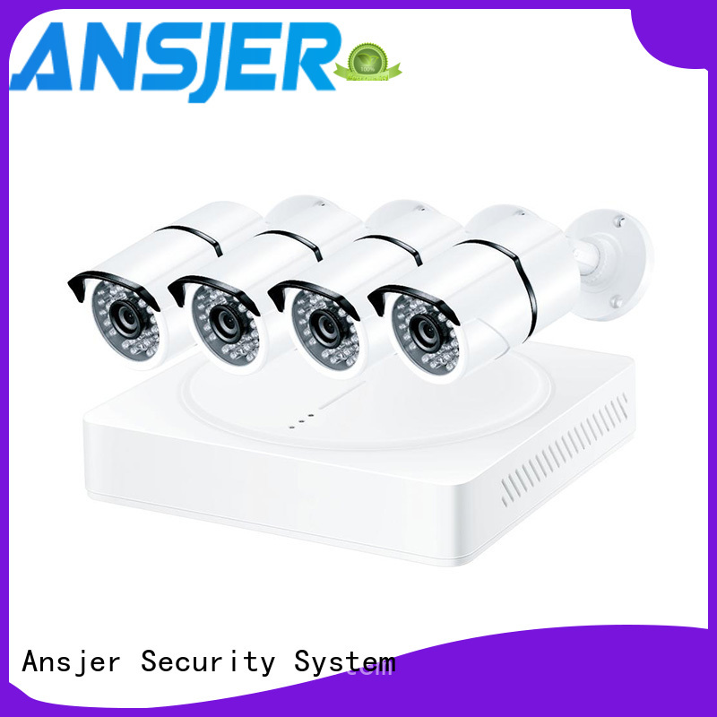 electric 1080p cctv system camera manufacturer for office