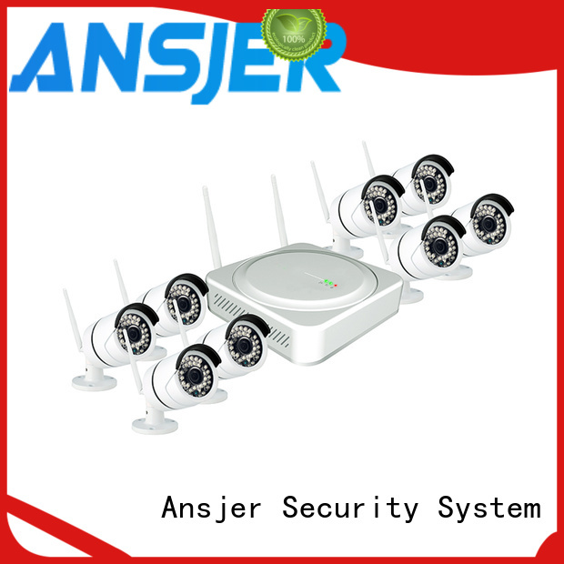 durable wireless cctv camera system app supplier for office