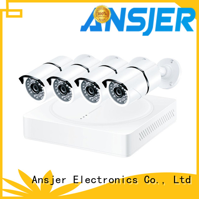 4k video surveillance system cameras wholesale for office