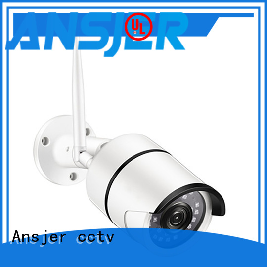 Ansjer cctv electric ip surveillance camera manufacturer for surveillance