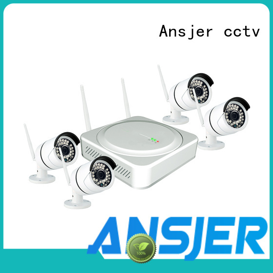 high quality 5mp wireless security camera alert supplier for office