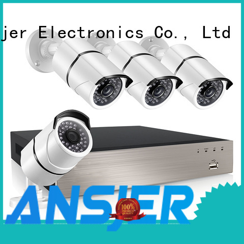 1080p poe security camera alert series for office