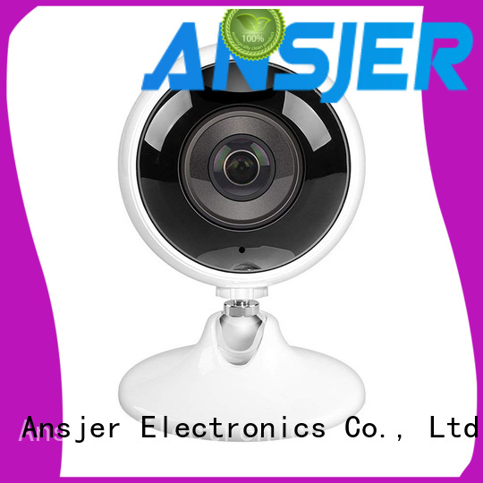 Ansjer cctv durable ip cctv camera wholesale for indoors or outdoors