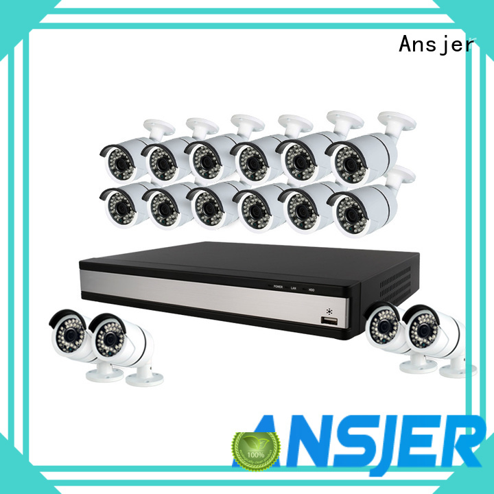 cctv popular eletrical cost-efficient 1080p bullet camera Ansjer Brand