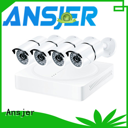 channels cctv Ansjer Brand 1080p bullet camera