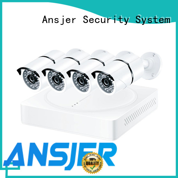 electric 1080p hd security camera system pir supplier for home