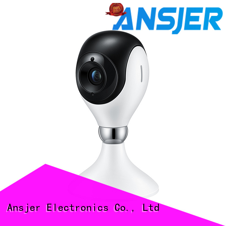 Ansjer cctv electric ip camera wifi manufacturer for office