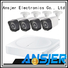 electric 720p hd security camera system recorder with night vision for home