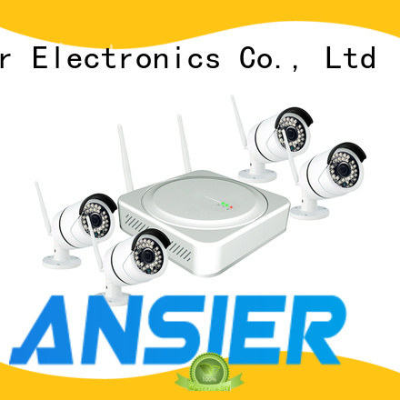 Ansjer cctv channel best wireless home security system series for indoors or outdoors