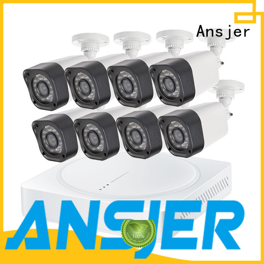 Custom surveillance video 720p hd security camera system Ansjer outdoor