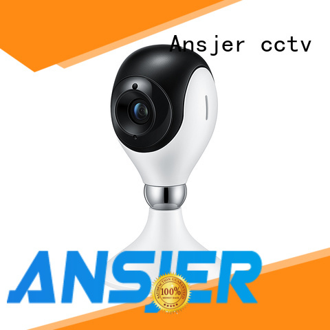 Ansjer C611 1080P 2.0MP HD Wireless IP Cameras Two-Way Audio Remote Monitor for Smartphone